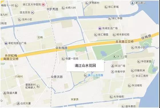 徐汇区华泾路漓江山水花园别墅项目